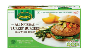 Jennie-O Ground Turkey Package