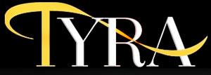 Tyra show word logo