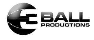 three ball productions logo
