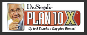 Dr. Siegal Plan 10X Cookie Diet Logo