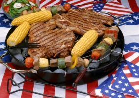 healthy recipes for memorial day parties