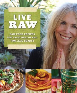Mimi Kirk on the cover of Live Raw