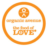 Organic Avenue Love Cleanse Logo