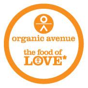 Organic Avenue Love Cleanse Logo