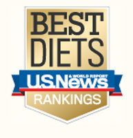 US News Best Diets Logo