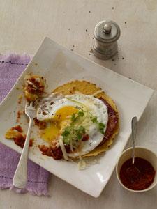 Southwestern Egg dish