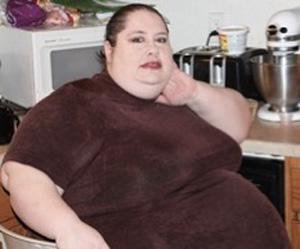 600 Pound Woman Donna Simpson