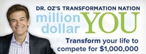 Dr. Oz's Tranformation Nation Logo