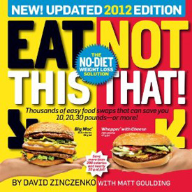 Eat This Not That 2012 Book Cover