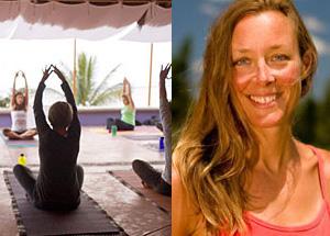 Jill Lawson's Yoga Retreat