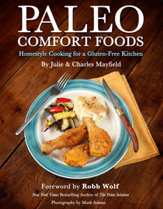 Paleo Comfort Foods Cookbook Cover
