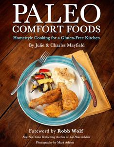 Paleo Comfort Foods Cookbook Cover