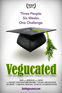 Vegucated Movie Poster