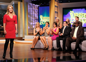Biggest Loser Reunion with Host Alison Sweeney