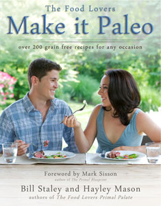 Make it Paleo by Bill Staleya and Hayley Mason book cover
