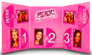 Pink Method DVDs