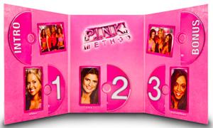 Pink Method DVDs
