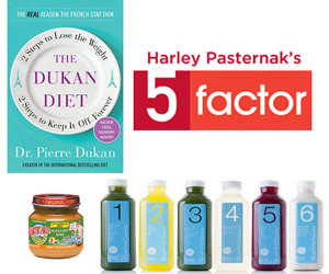 Dukan Diets, 5-factor, baby food, blueprint cleanse