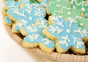 Santa S On A Diet Try These Healthy Christmas Cookie Recipes