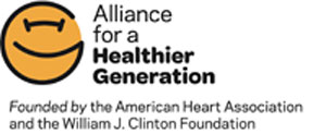 logo for Healthier Generation