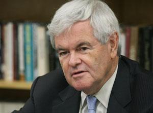 Newt Gingrich headshot