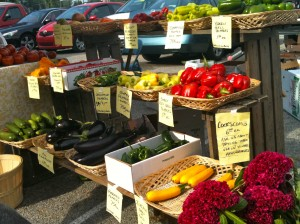 Broad Ripple Farmers Market, Indianapolis