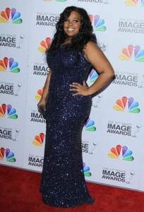 amber riley 2014 weight loss