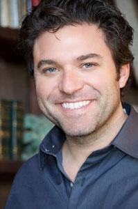 headshot of author dave duley