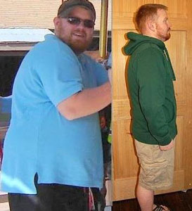 keith moore before and after