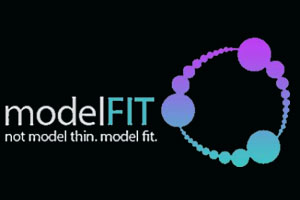 modelfit workout classes logo