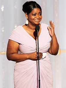 octavia spencer winning the oscar