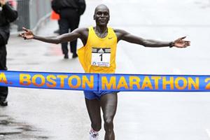 Fastest Marathon Runner Ever Joins Boston Marathons Elite Runners