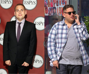 Jonah Hill Puts Back On Weight After Losing 40 Pounds Last Year