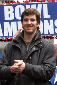Eli Manning Partners with BOKS to Get Kids Healthy and Fit