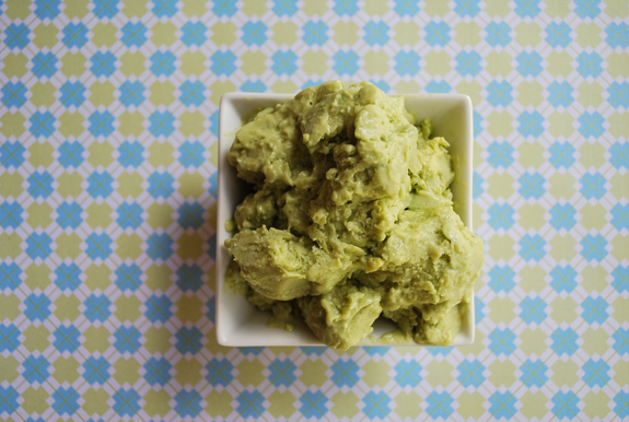 Surprise! Avocado Frozen Yogurt is Simple, Versatile, and Yummy |