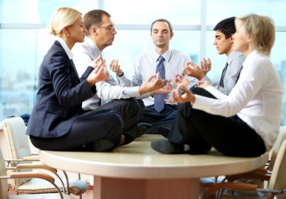 Regular Yoga Practice May Increase Productivity At Work