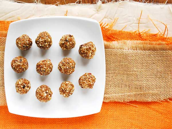 pumpkinspice-protein-balls!