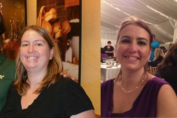 A Blogging Career Allowed Lisa Martin to Lose 70 Pounds on