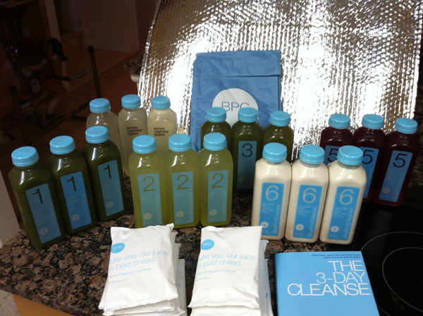 The blueprint juice cleanse is a delicious way to kick start weight loss the green juice malvernweather Choice Image