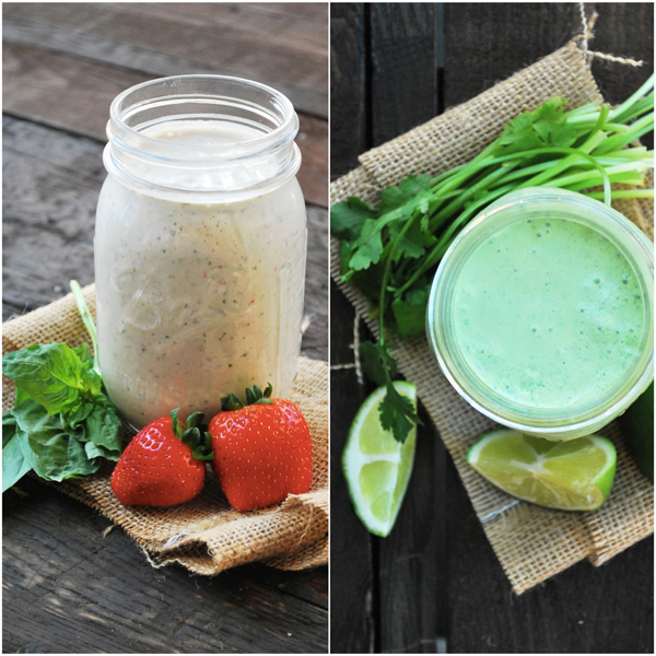 creamy feta dressings
