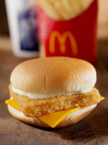 Fish for Fast food fish sandwich
