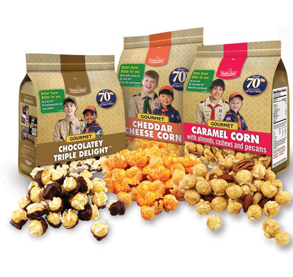 boy scout popcorn
