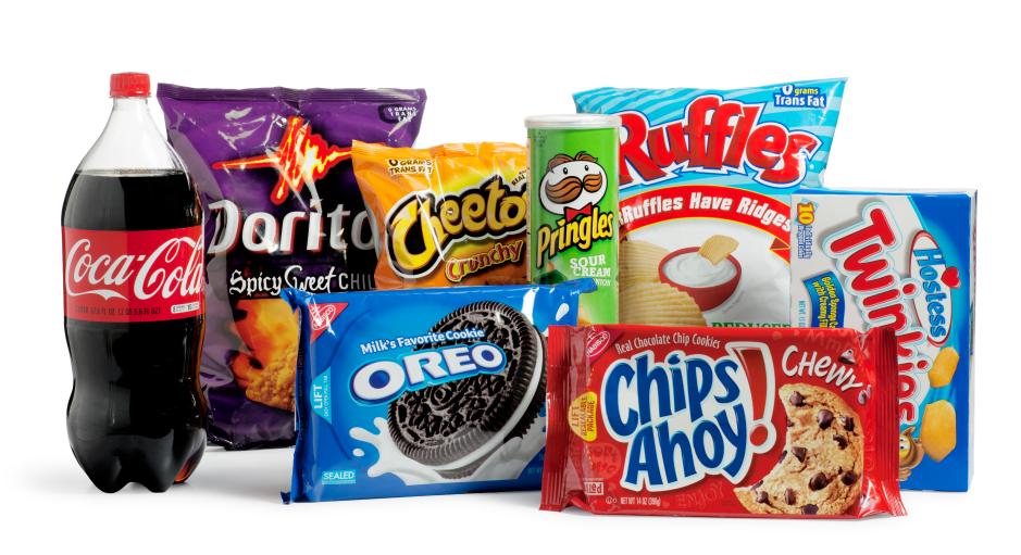 junk food industry