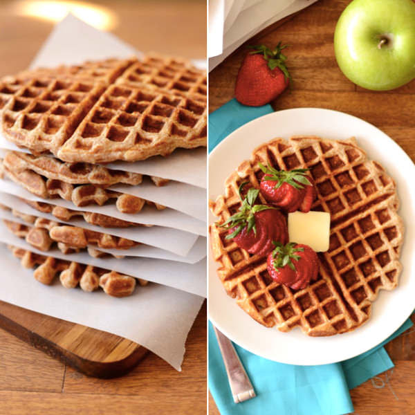 Cinnamon Apple Waffles Diets In Review