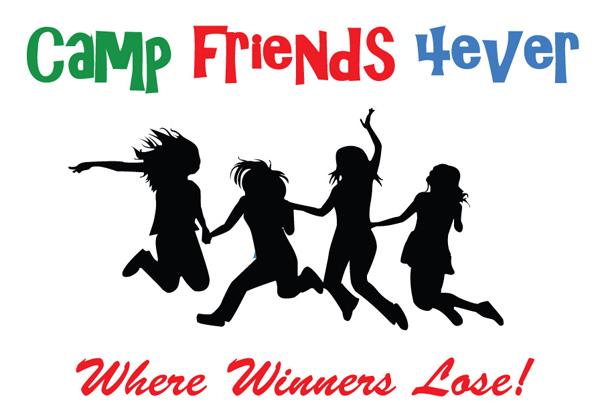 camp friends 4ever