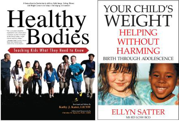 child obesity books