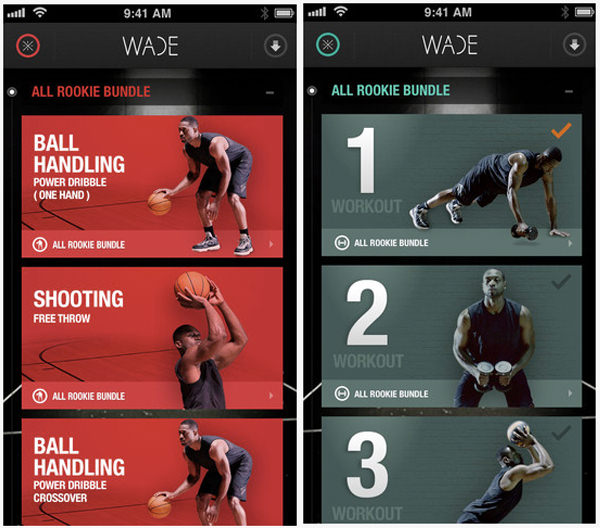 Dwyane Wade's Driven App Offers Expert Basketball Training