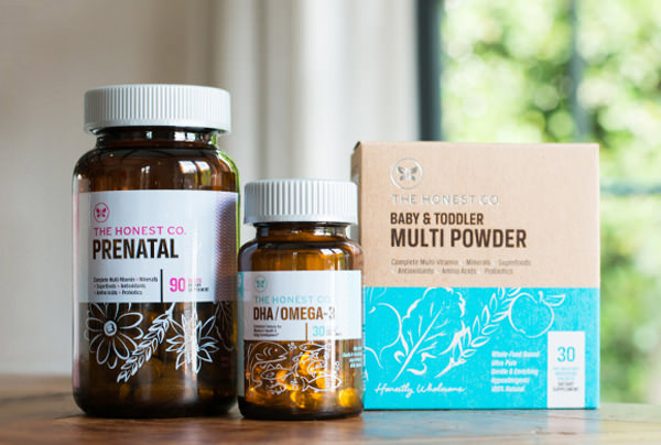 honest company supplements