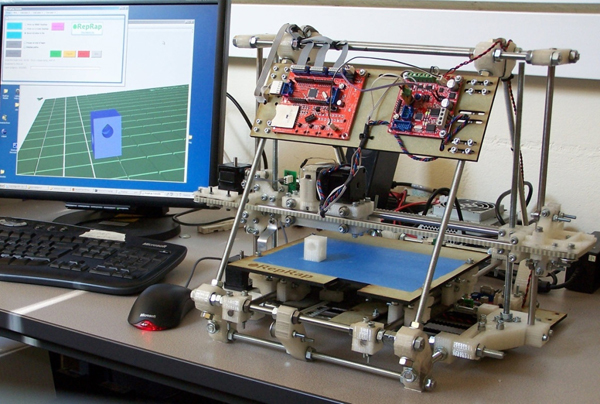 nasa 3d food printer