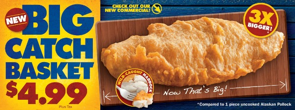 Long John Silver's Worst Meal